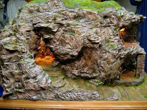Piccole grotte for Giardini rocciosi fai da te